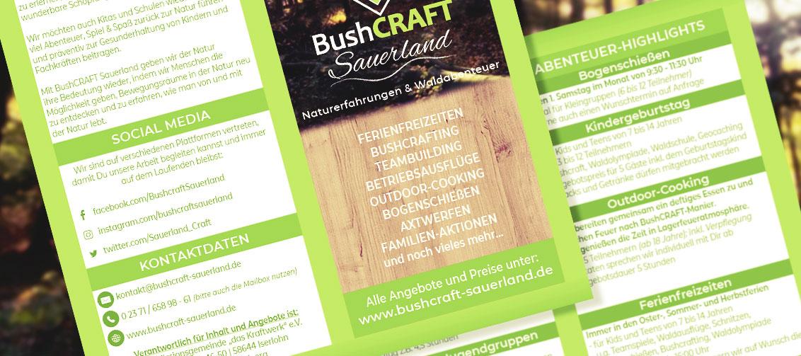 Bushcraft Sauerland Angebote